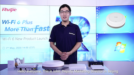 Wi-Fi 6 Product Live Show