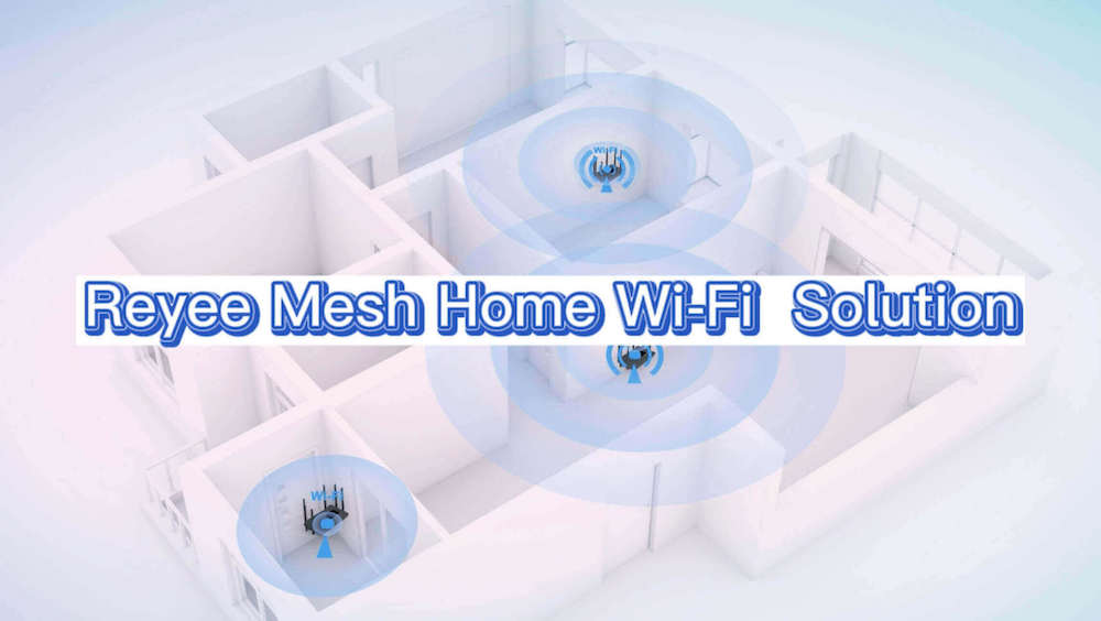 Add One, More Life Surprise | Reyee Mesh Wi-Fi Solution