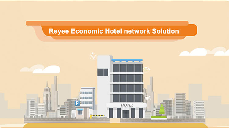 Affordable 5-Star Wi-Fi | Reyee Hotel Solution
